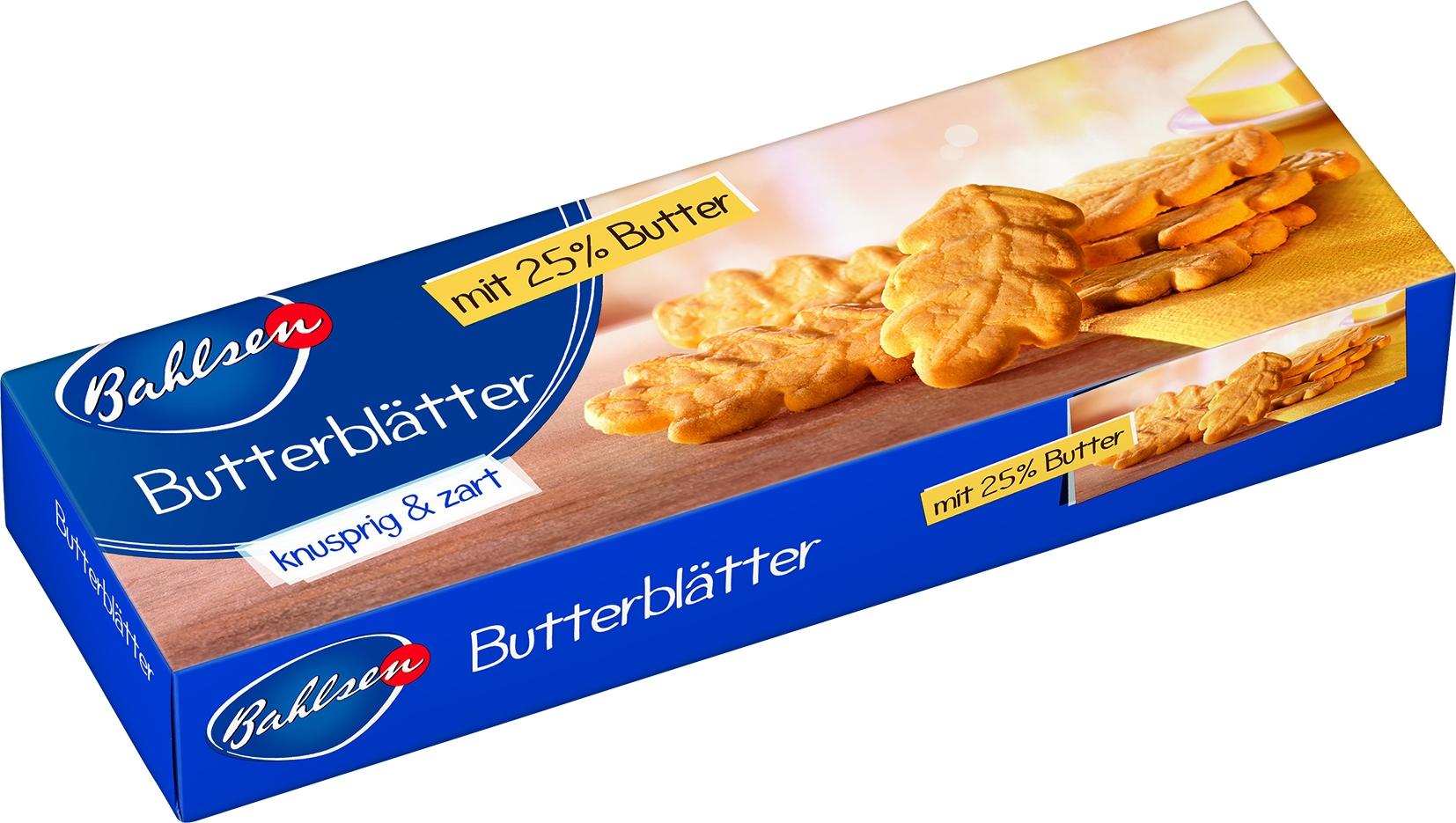 Butter-Blaetter