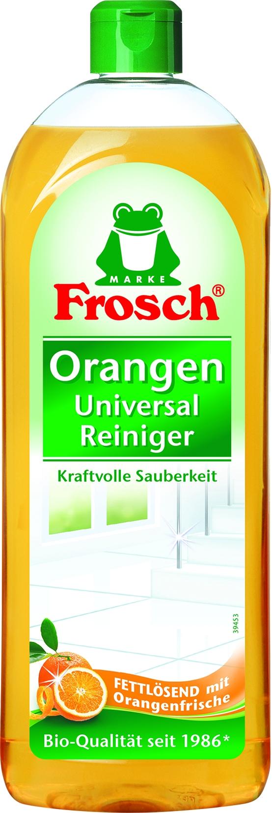 Orange Universal Reiniger