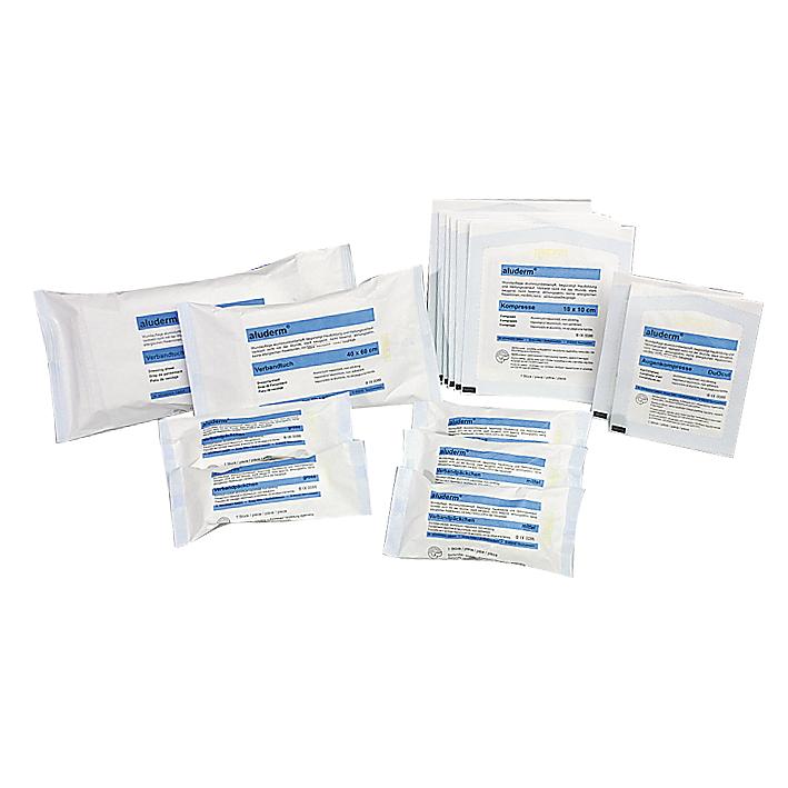 Austauschset Sterileprodukte für DIN Norm 13157