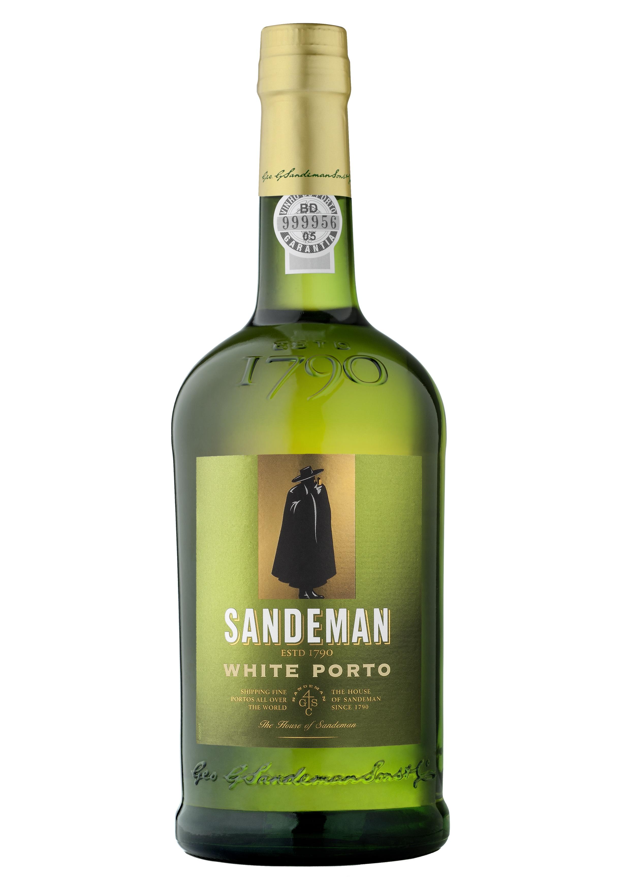 Sandeman Fine White, pale, hellgelb