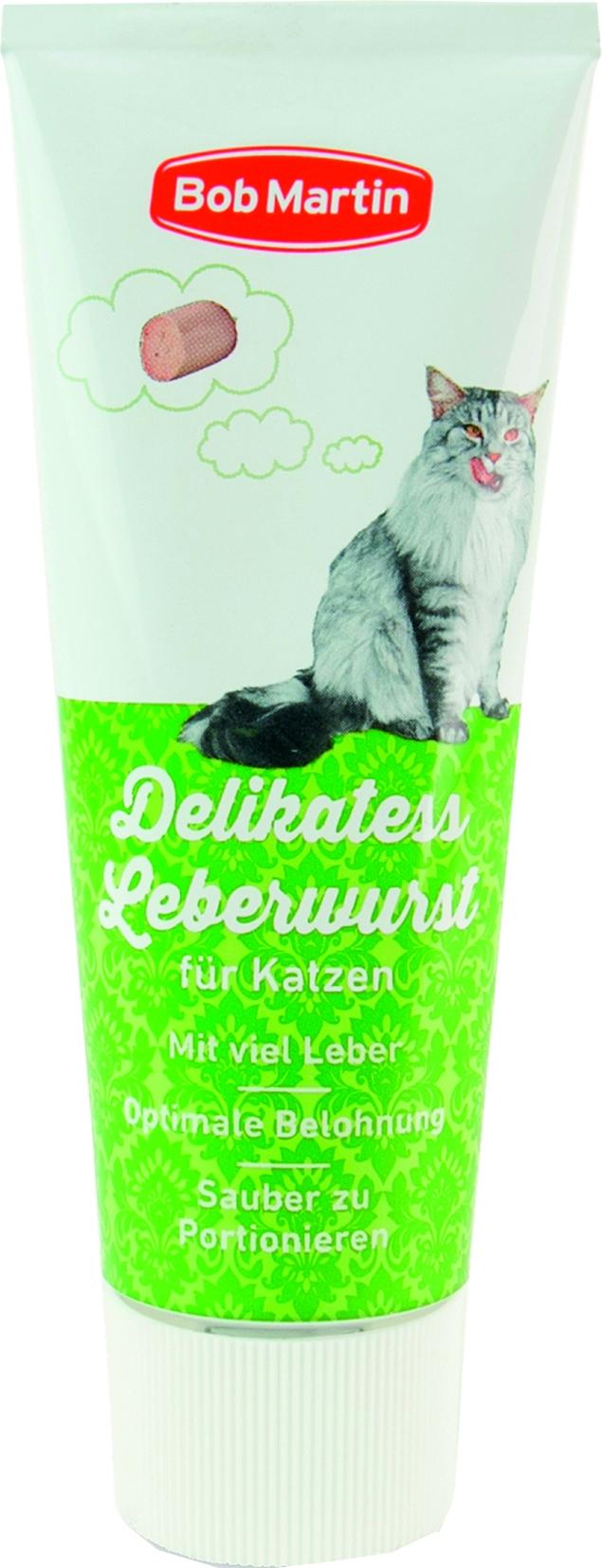 Leberwurst für Katzen