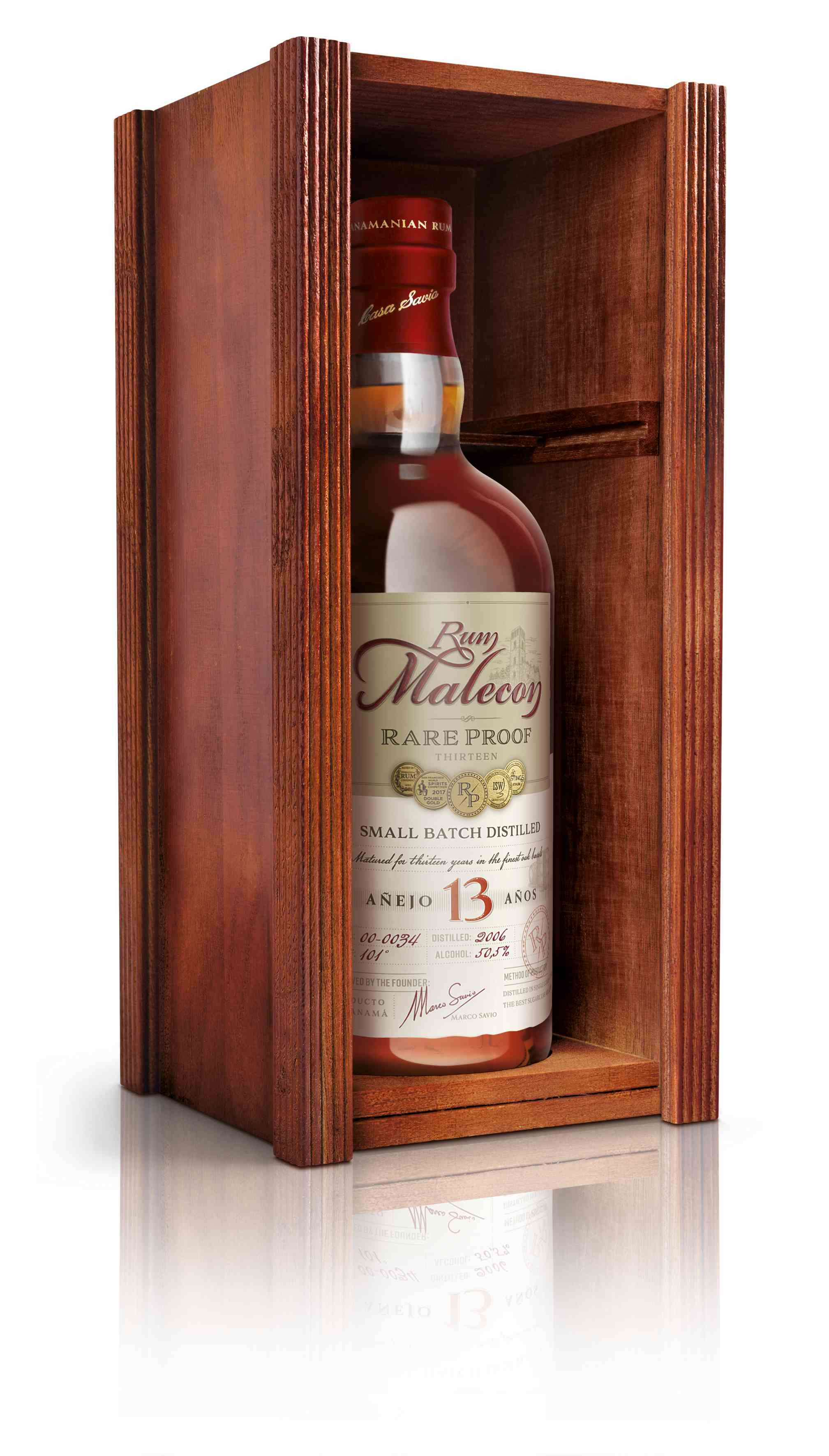 Malecon Rare Proof 13 Years Small Batch