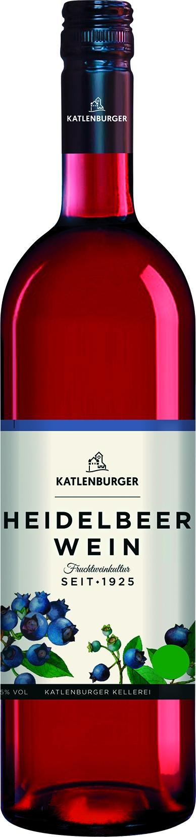 Katlenburger Heidelbeerwein