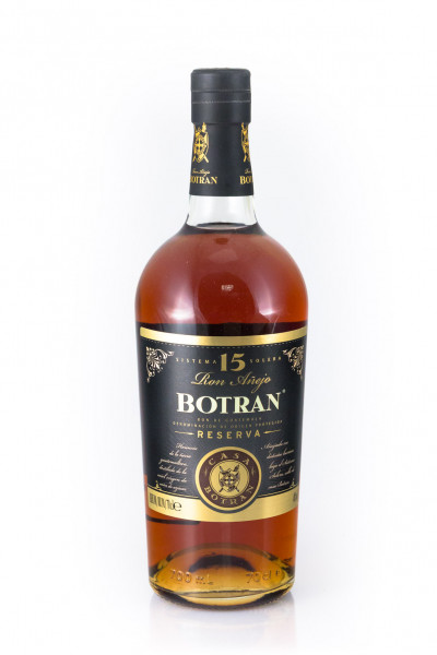 Ron Botran 15y - Rum aus Guatemala