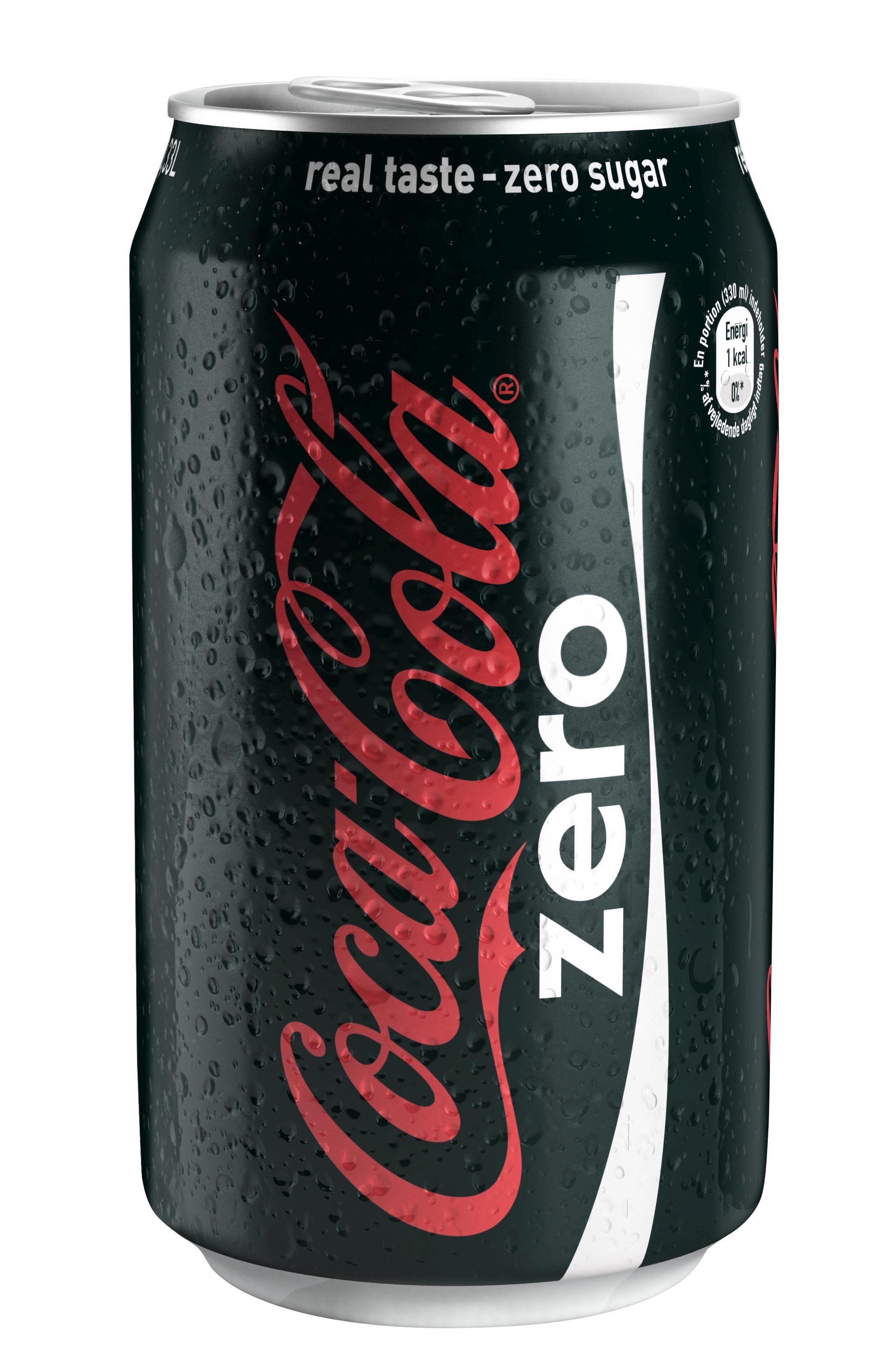 Coca Cola Zero 24 Ds x 0,33 lt