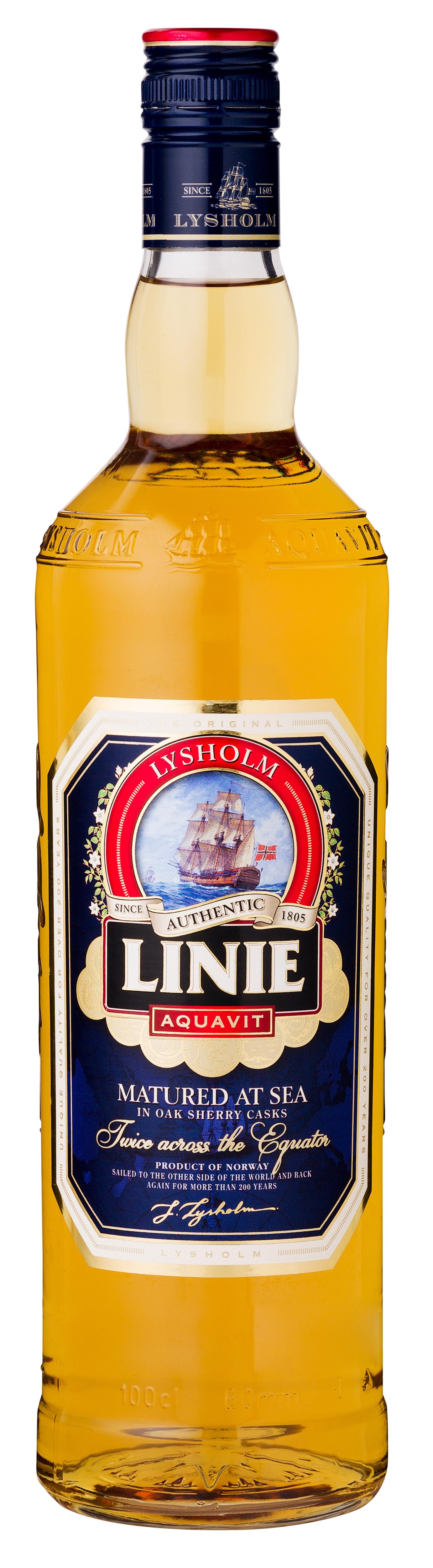 Lysholm Linie Akvavit