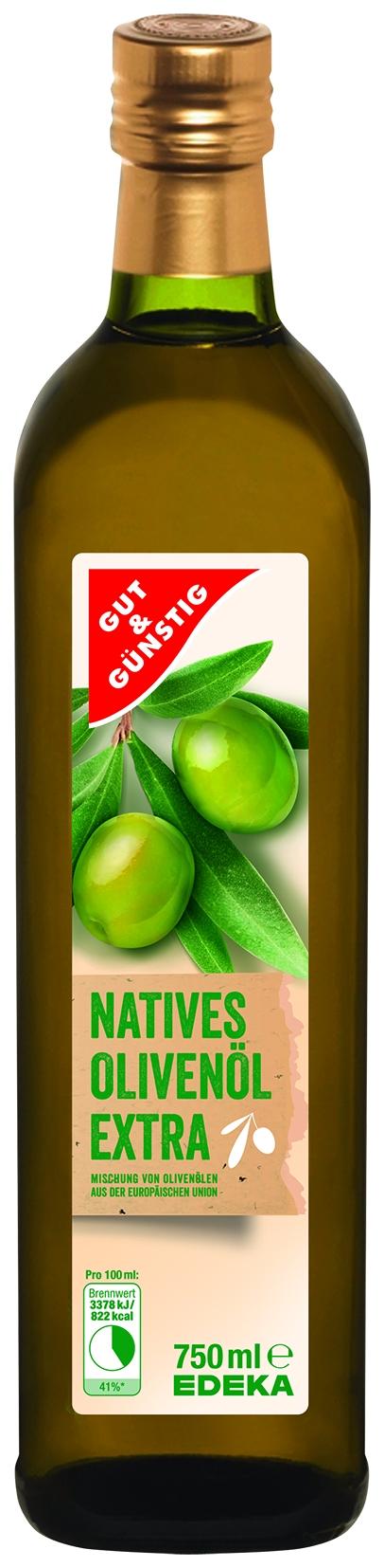 Olivenoel nativ Extra