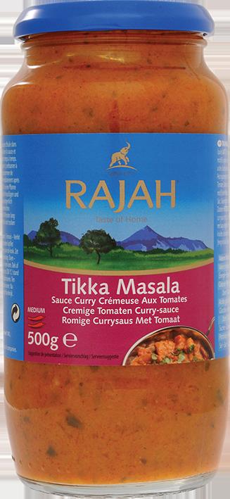 Tikka Masala Sauce mit Koriander