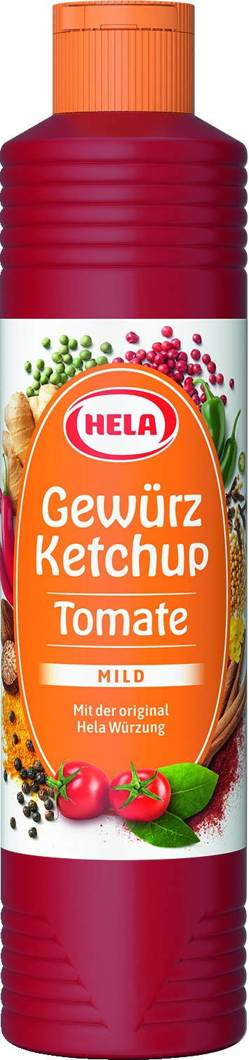 Tomatengewuerzketchup