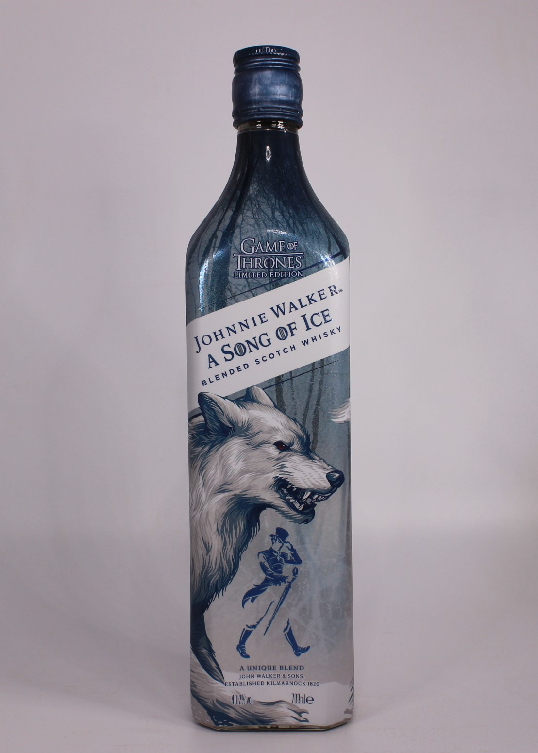Johnnie Walker Song of Ice Limited Edition Game of Thrones