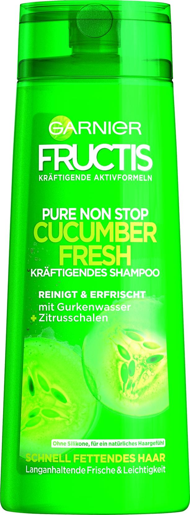 Shampoo Glatt & Seide