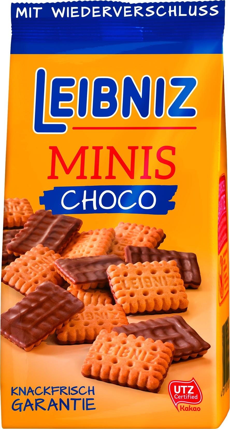 Leibniz Minis Schoko