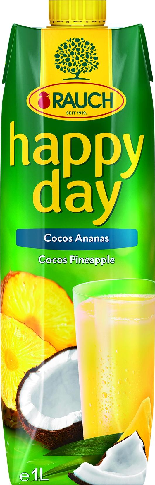Happy Day Cocos-Ananas