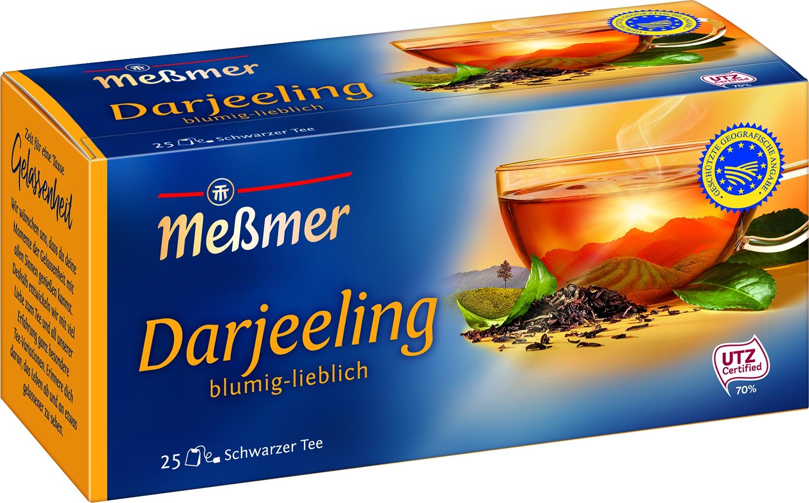 Darjeeling 25 x 1,75 gr