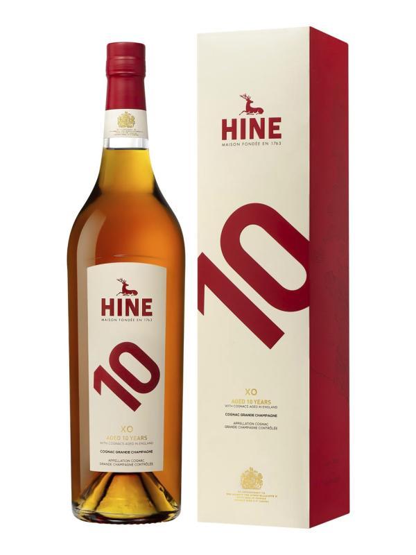 Hine 10yo XO
