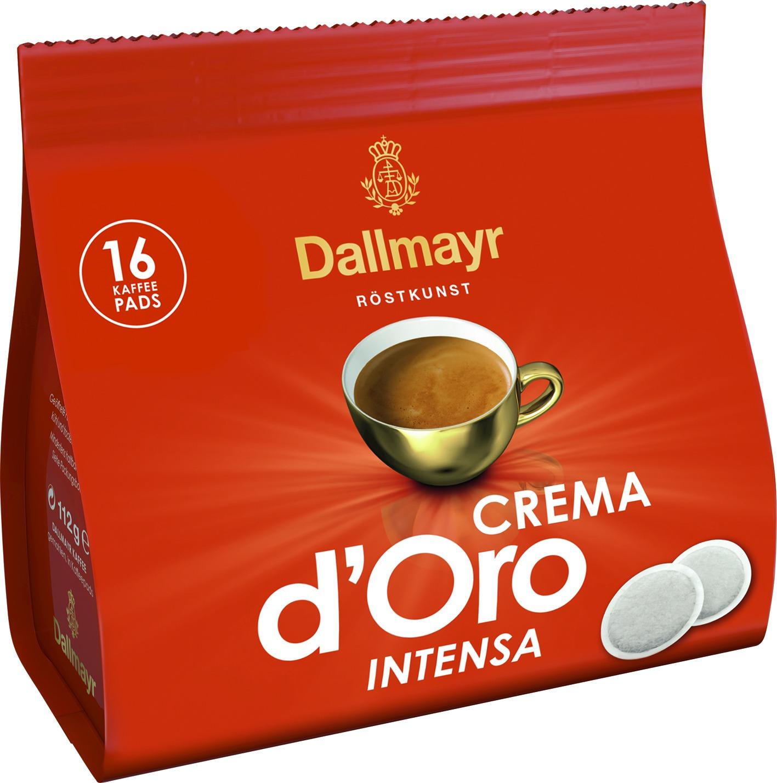 Kaffee Pads Crema d'Oro Intensa 16x7gr