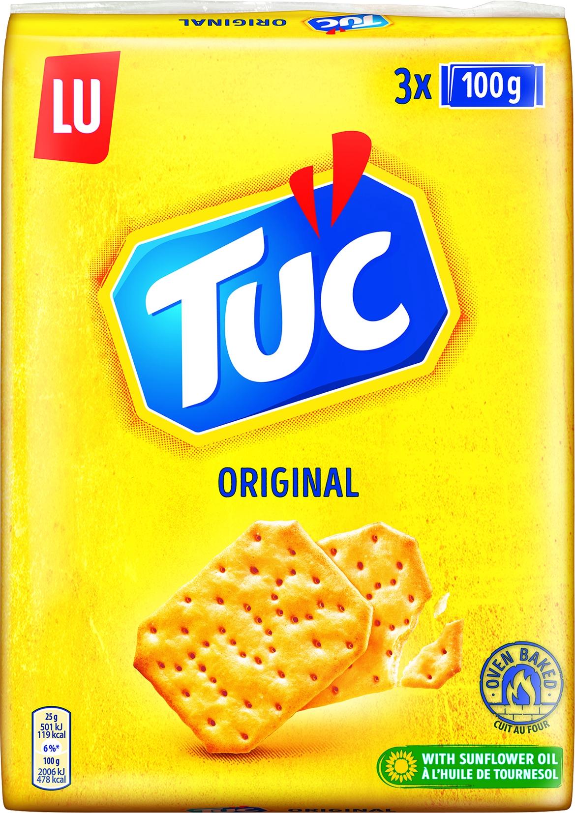 TUC Cracker Classic