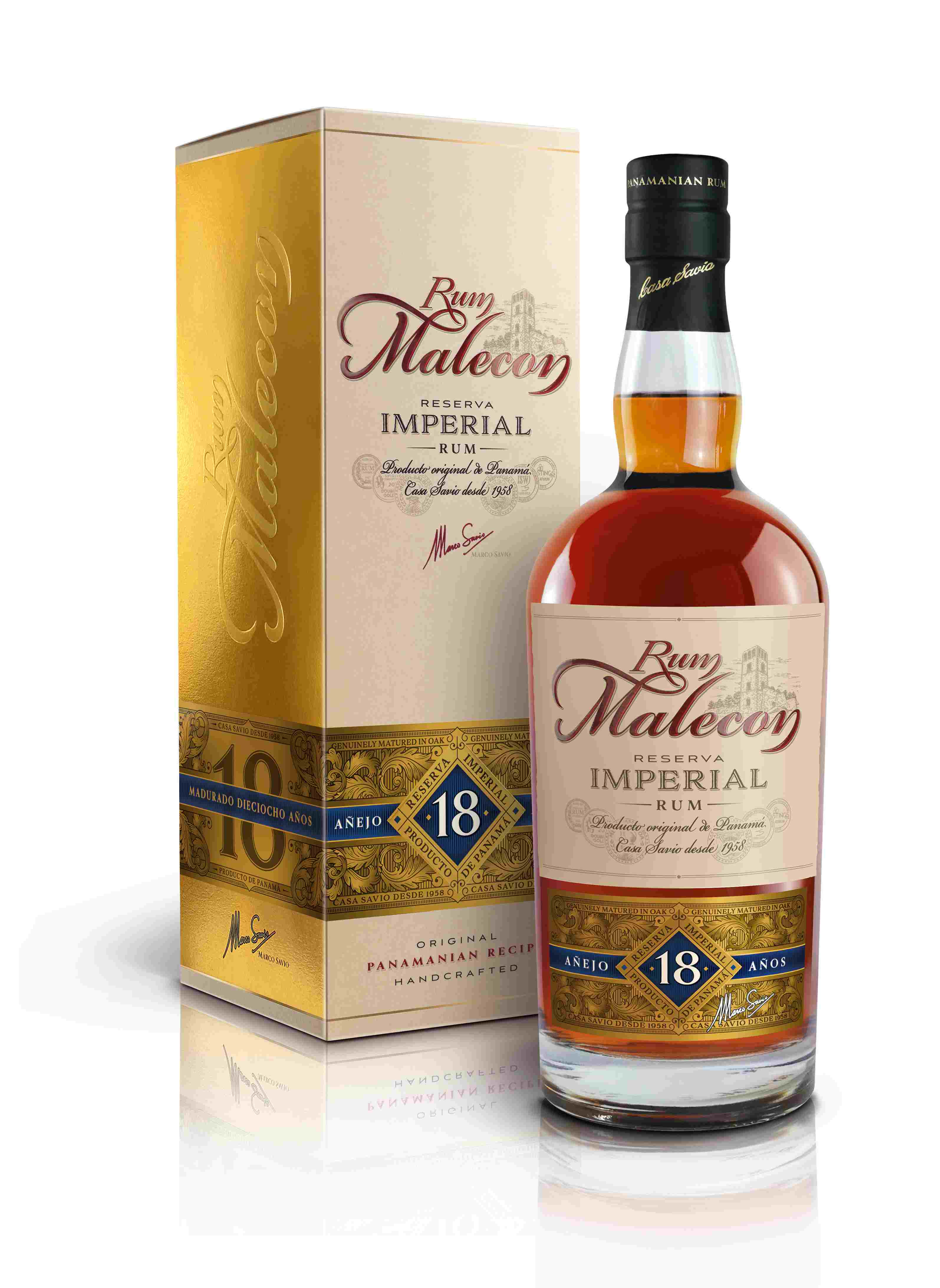 Malecon 18 Years Old Reserva Imperial