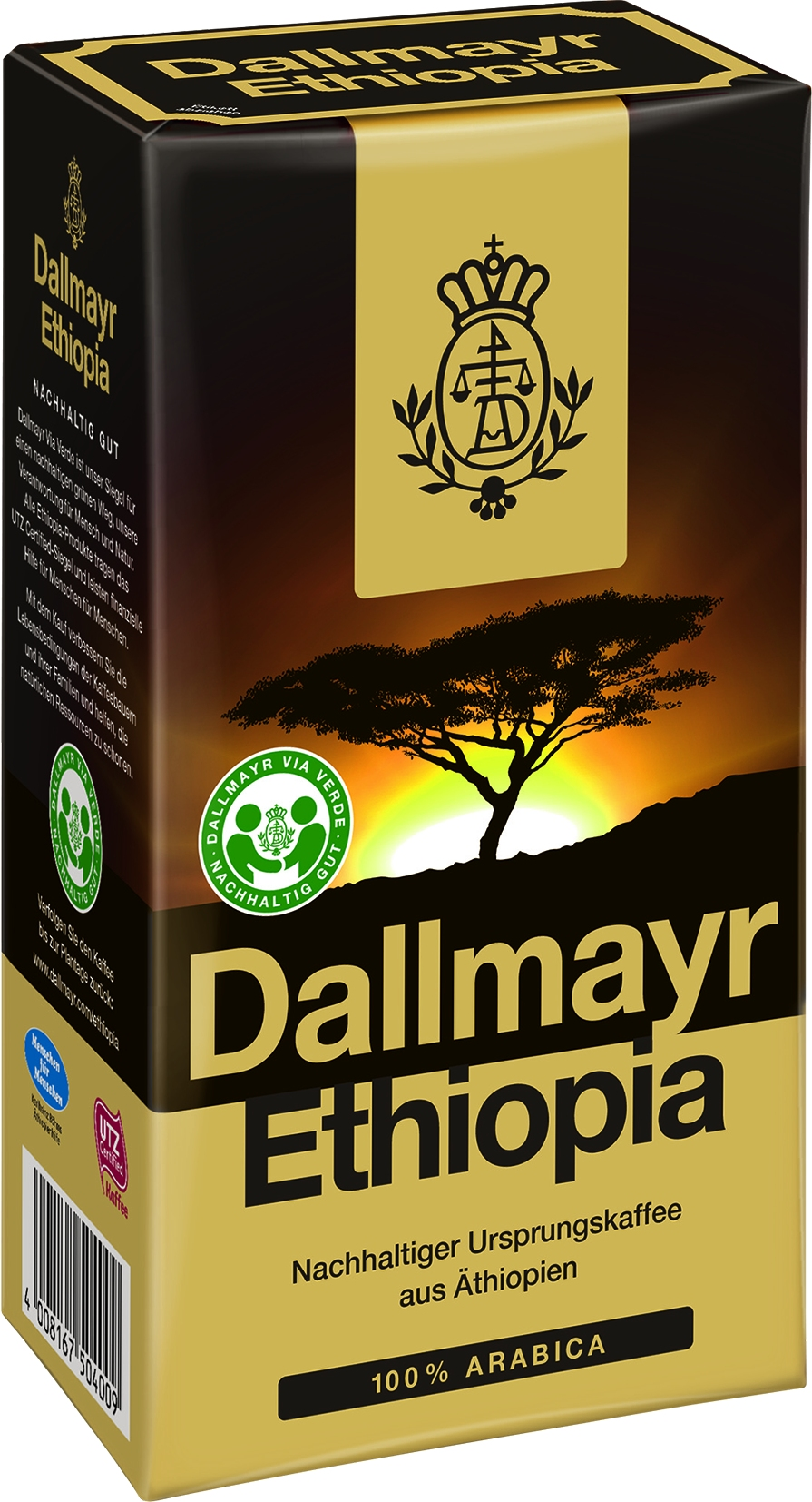 Ethiopia gemahlen