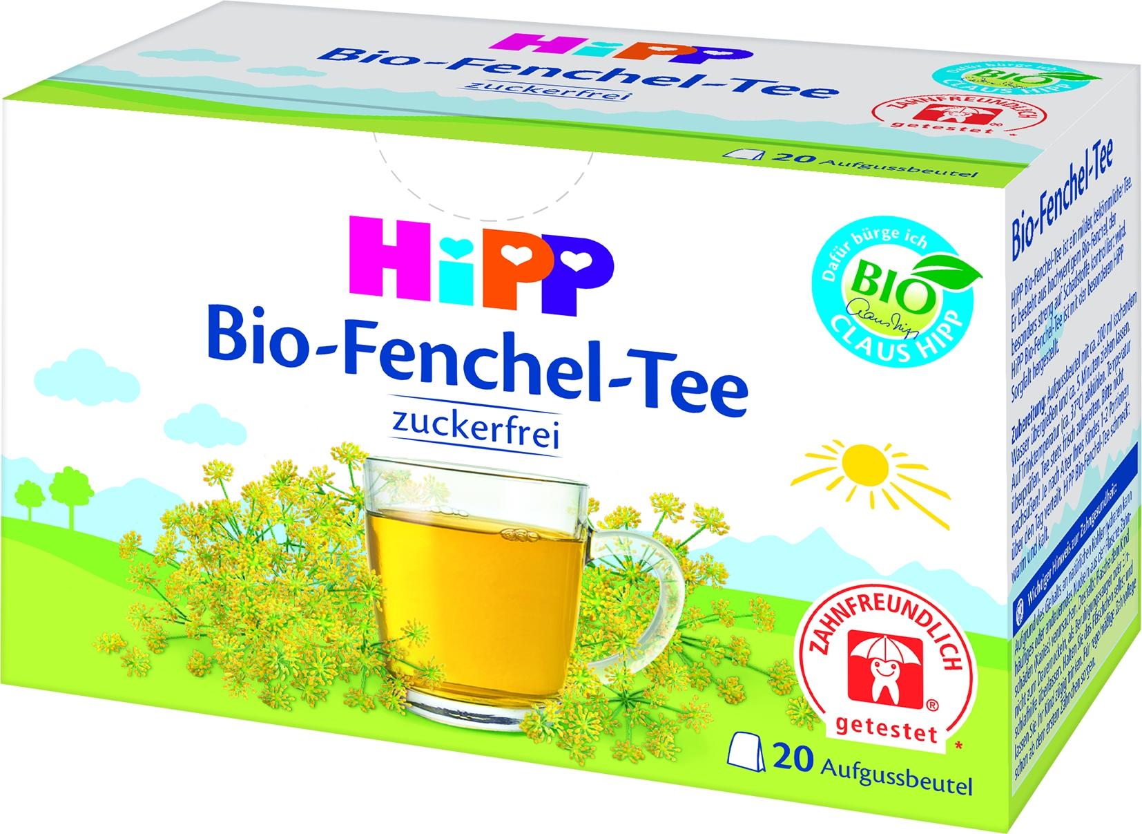 Bio 3600 Fencheltee 20x1,5g