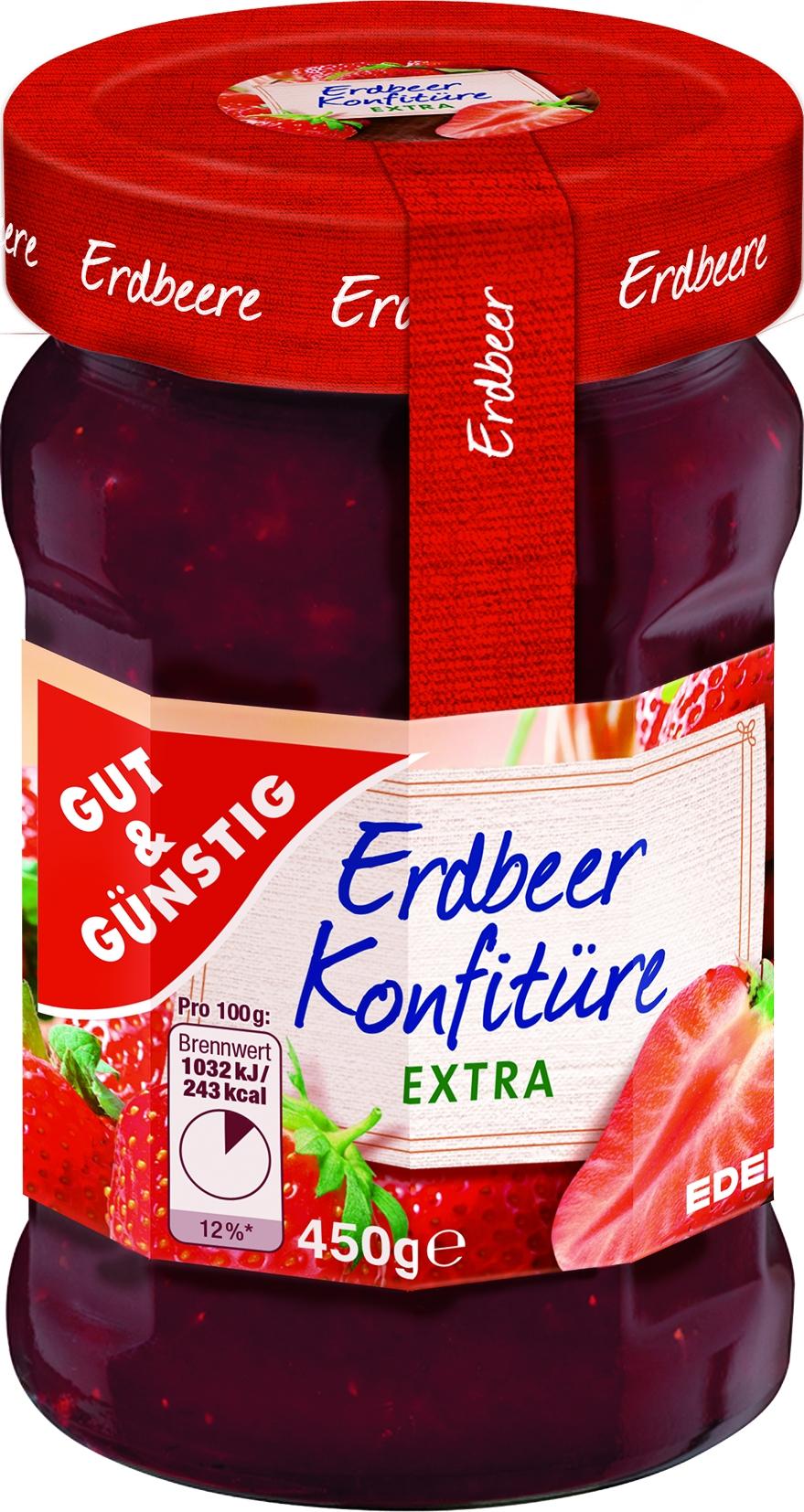Erdbeer Konfituere