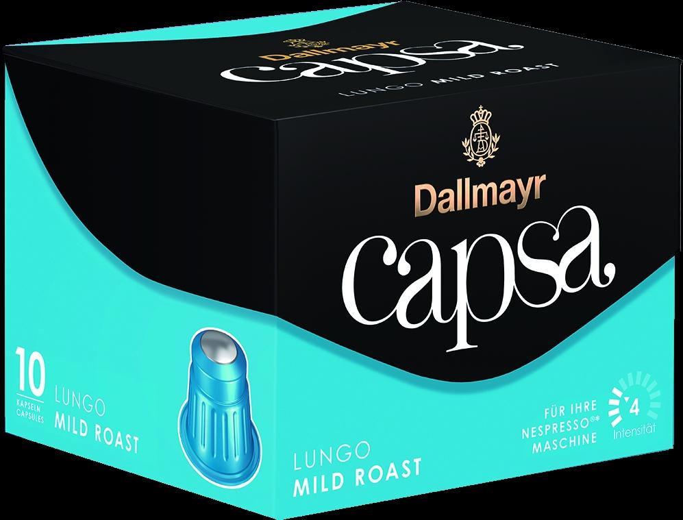 Capsa Lungo Mild Roast4 (Nespresso)10 St