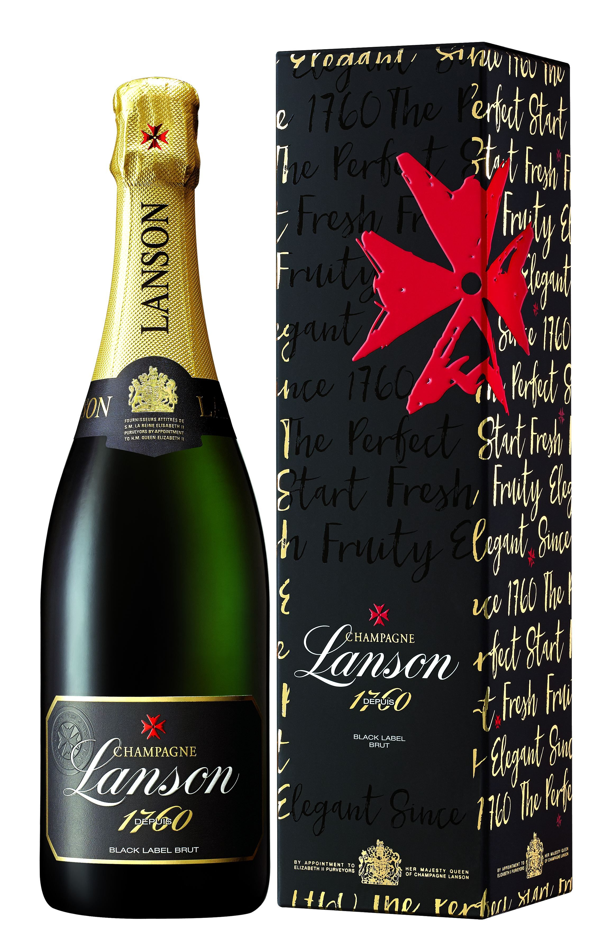 Lanson Black Label Champagner