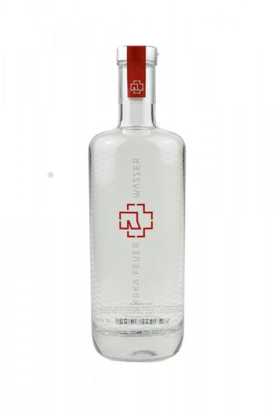 Rammstein Feuer & Wasser Wodka