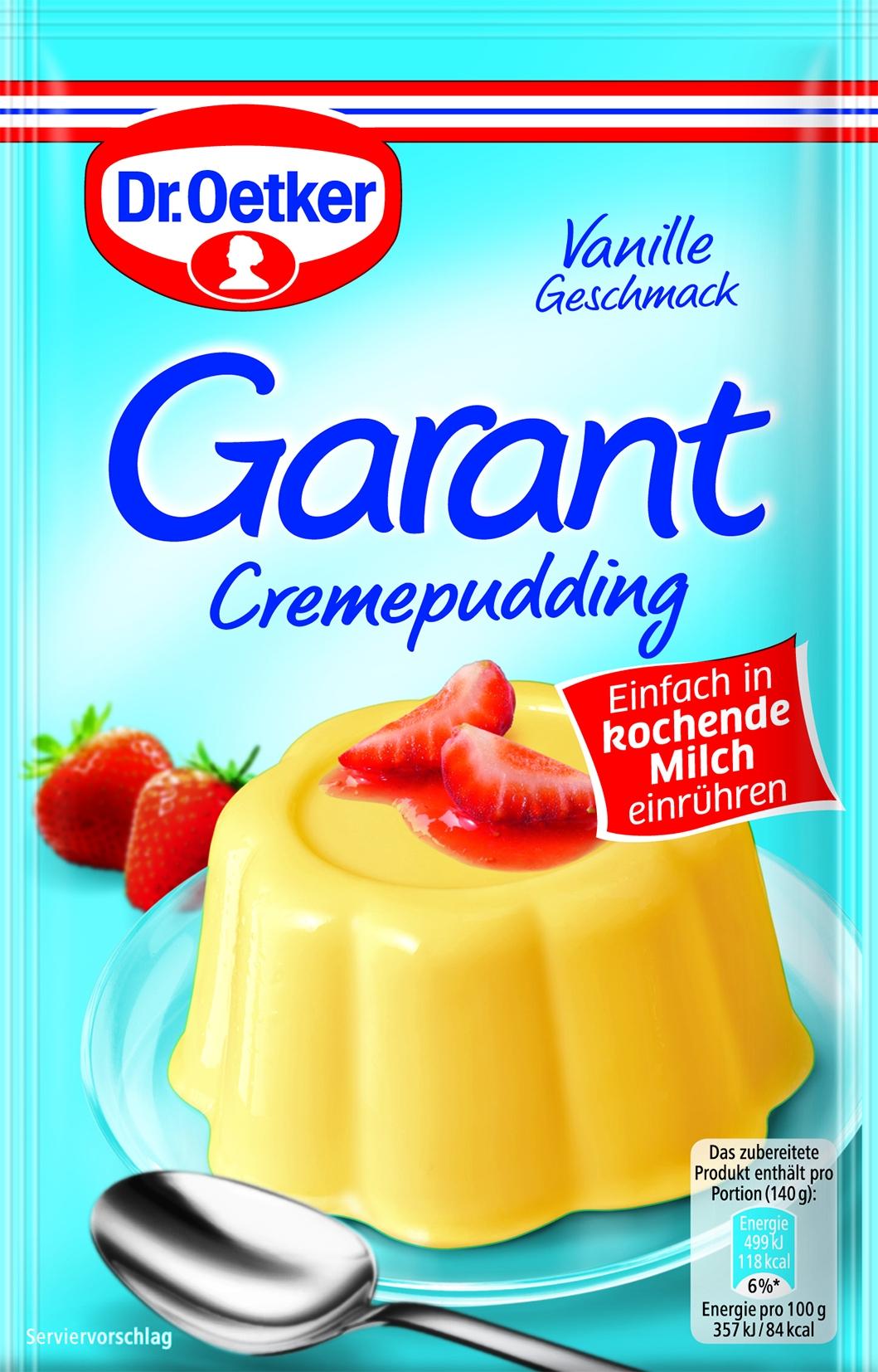 Garant Vanille