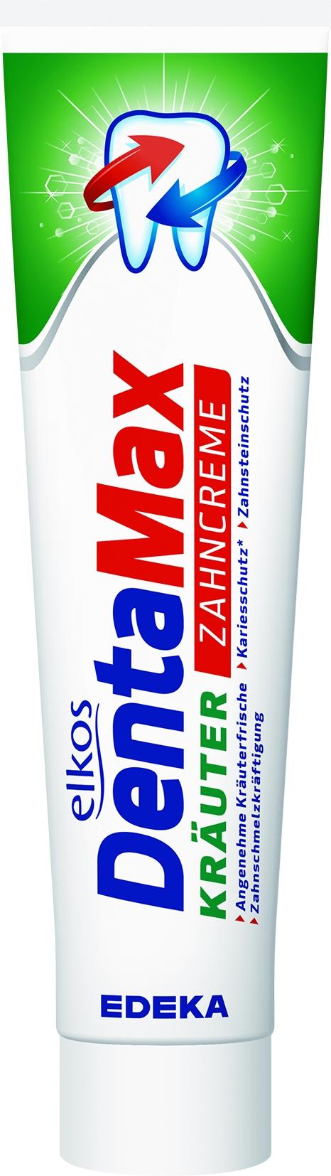 DentaM. Zahncreme Kräuter-Mix