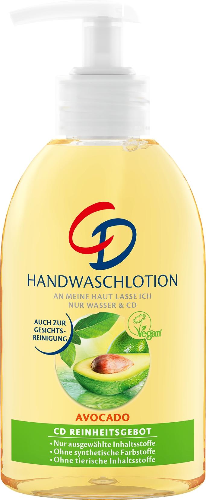 Waschlotion im Spender