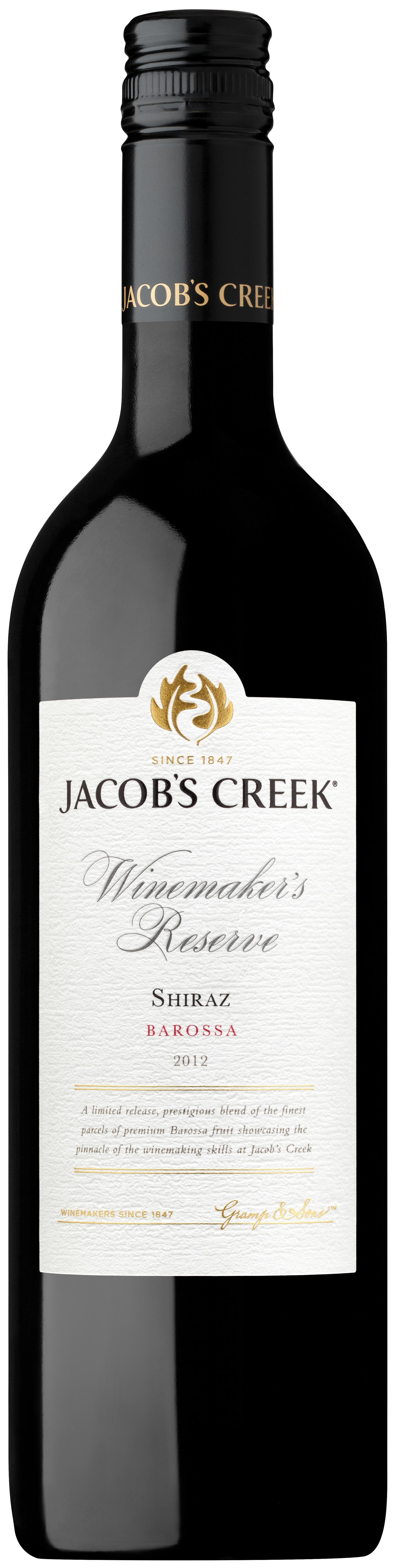 Jacob's Creek, Winemaker Selection, Shiraz, trocken, rot