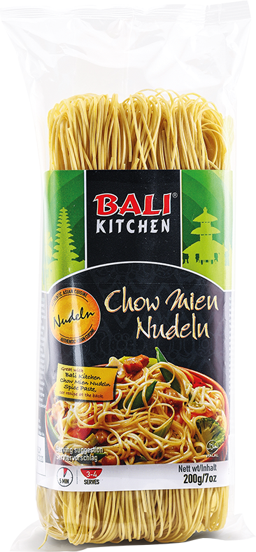 Chow Mien Nudeln