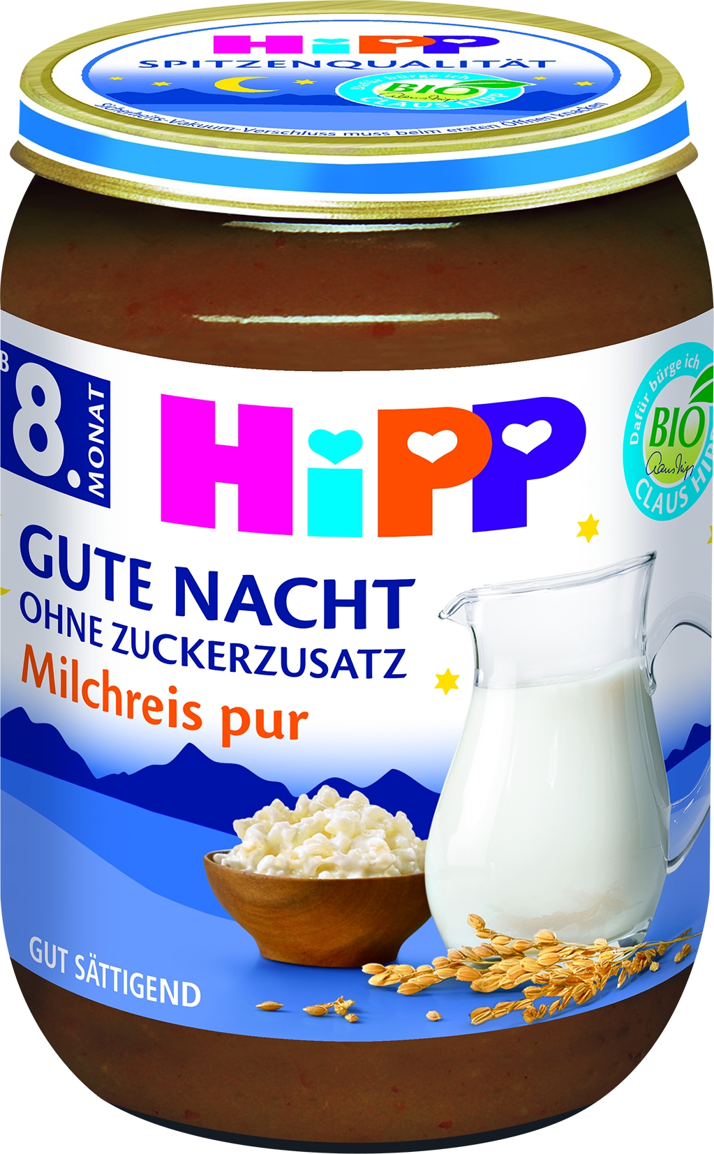 Bio 5535 GNB Milchreis