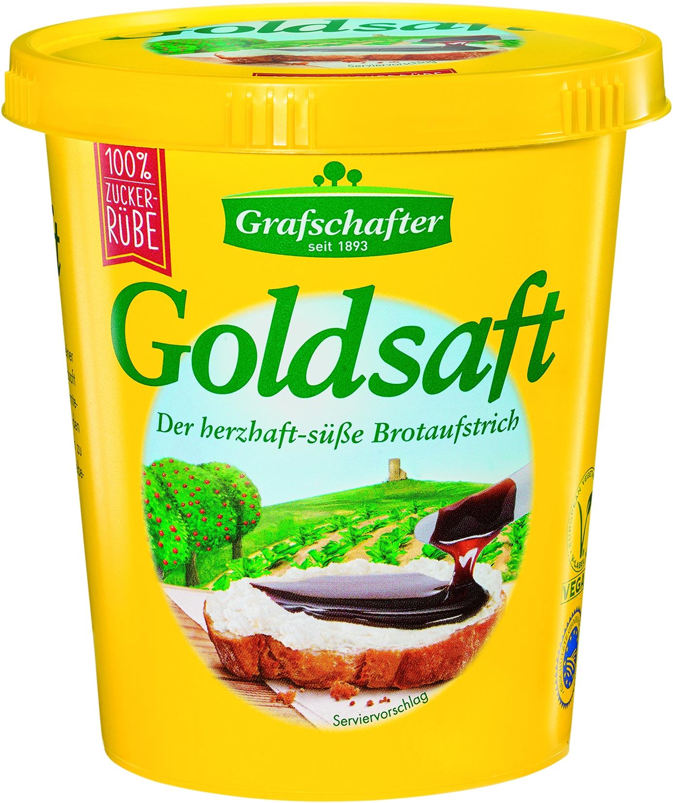 Goldsaft/Sirup