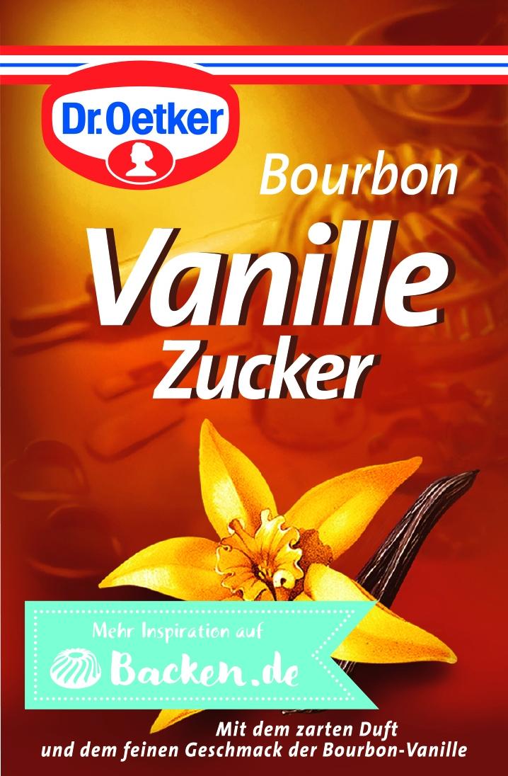 Bourbon-Vanille Zucker 3er