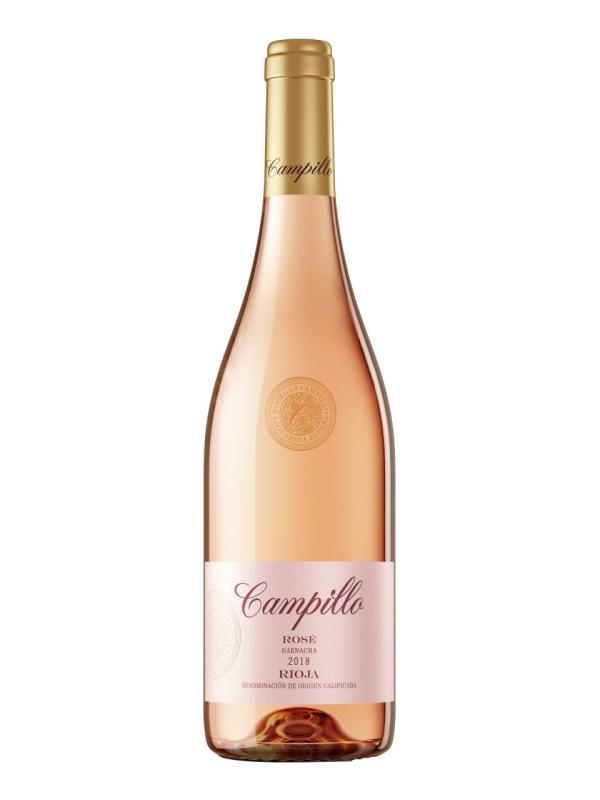 Bodegas Campillo, Campillo Rosé, Garnacha, Rioja DOCa, trocken, rosé