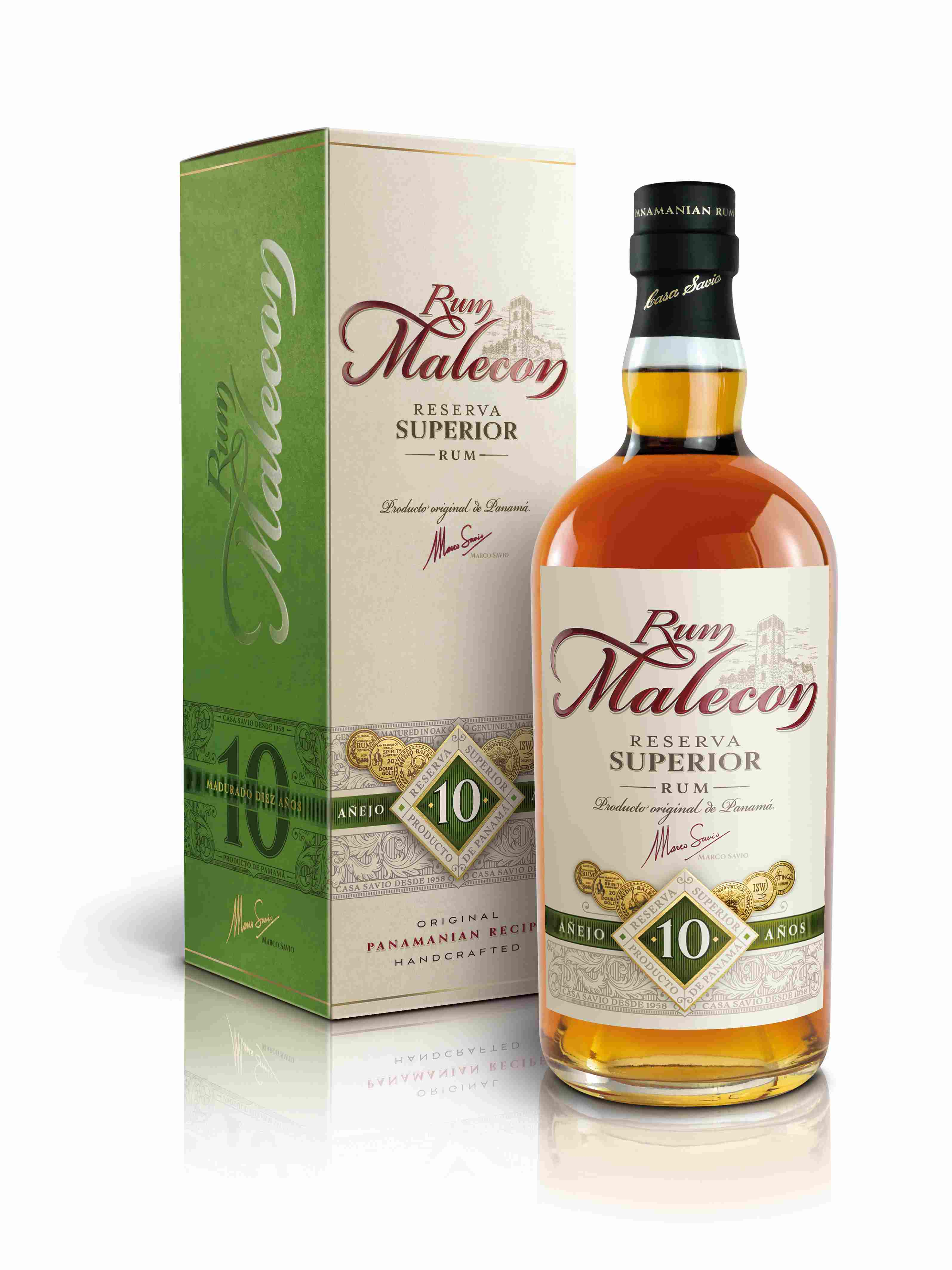 Malecon 10 Years Old Reserva Superior