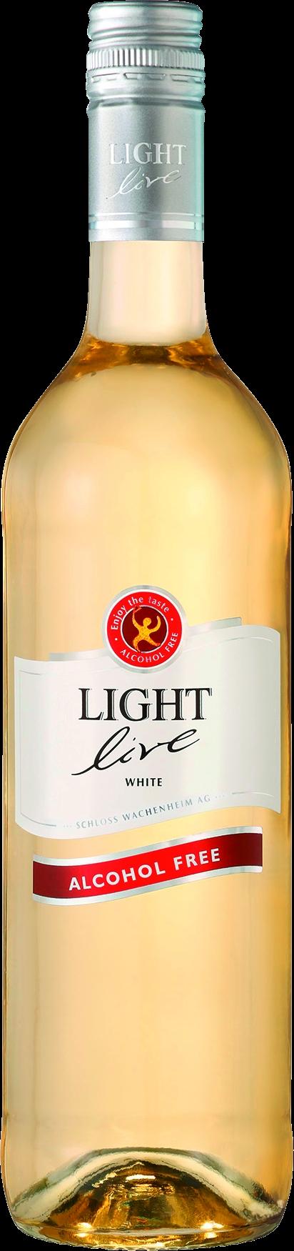 Light Live Wein weiss alkoholfrei