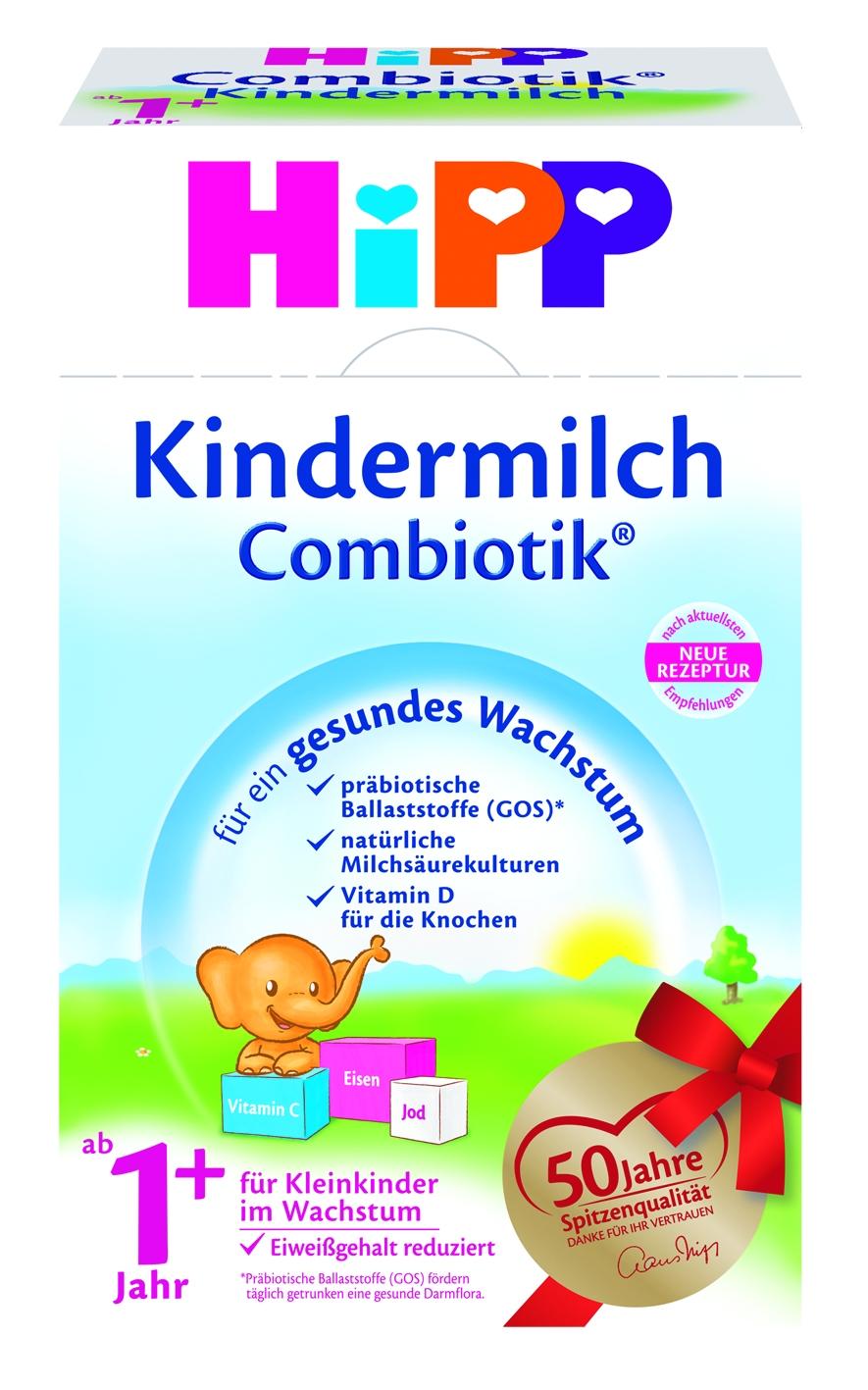 Bio 2034 Kindermilch Combiotik +1