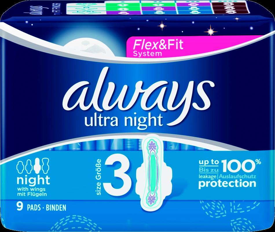 Ultra Night 9 Stk