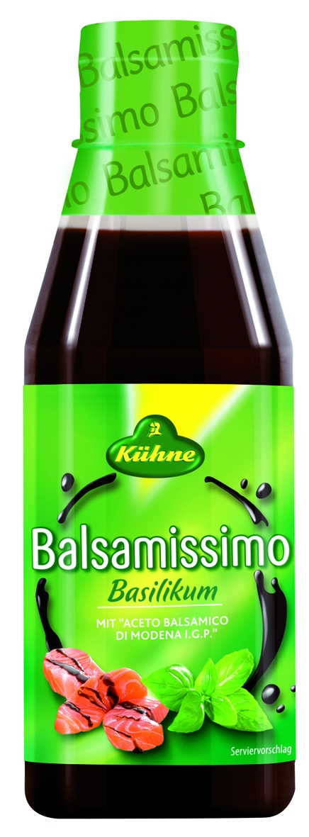 Balsamissimo Creme mit Basilikum