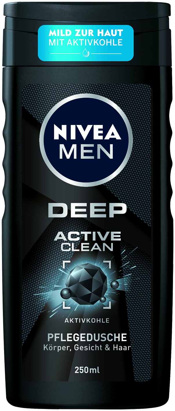 Pflegedusche Deep Active Clean