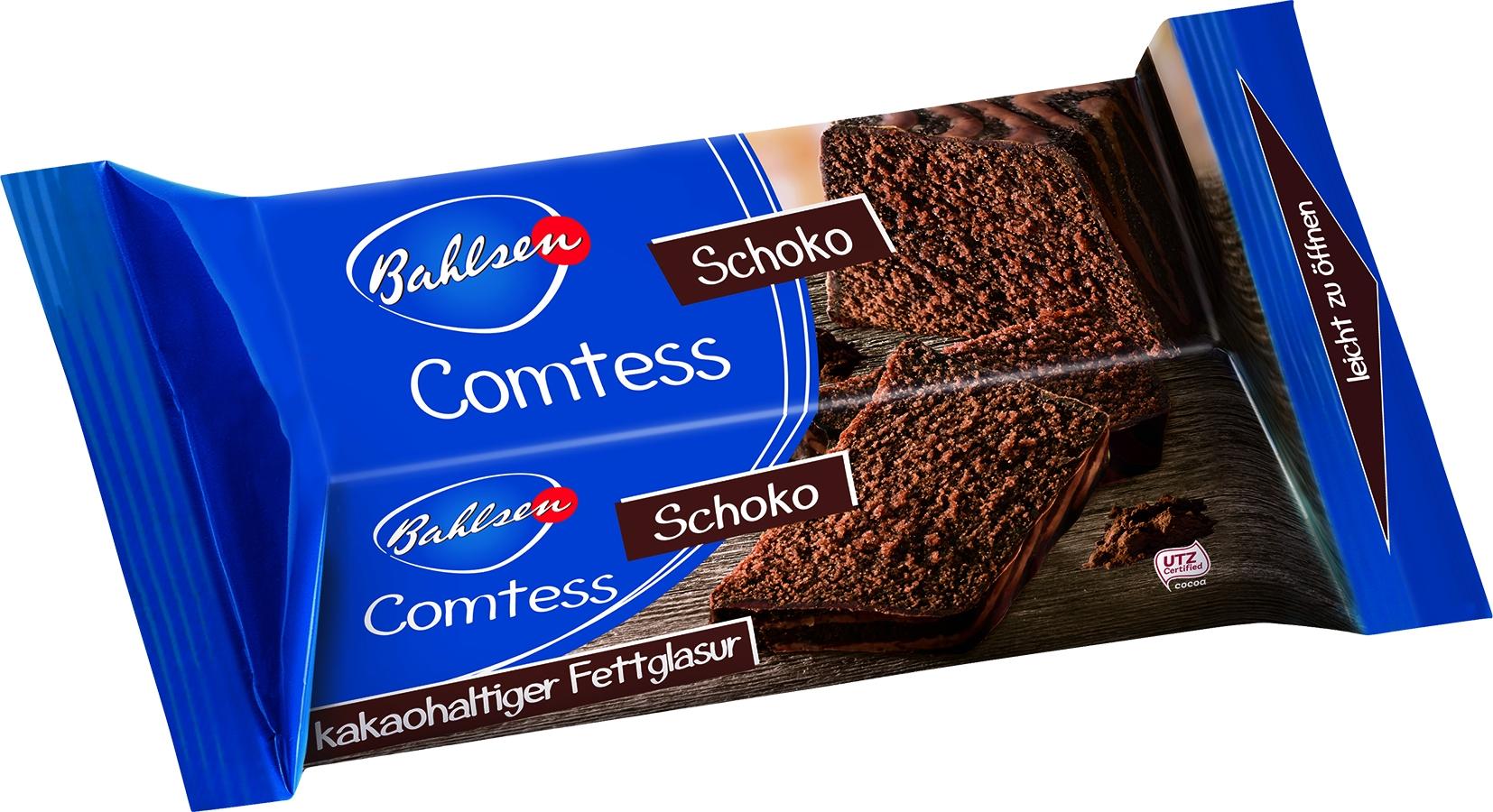 Comtess Schokokuchen