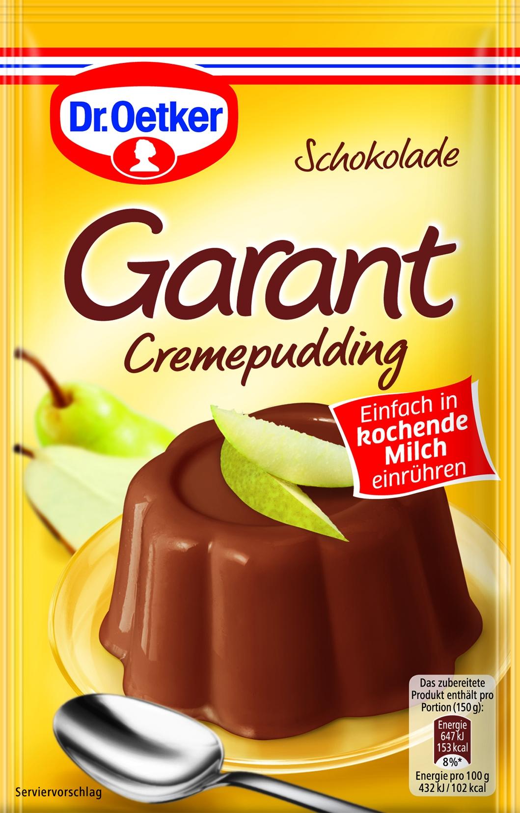 Garant Schokolade
