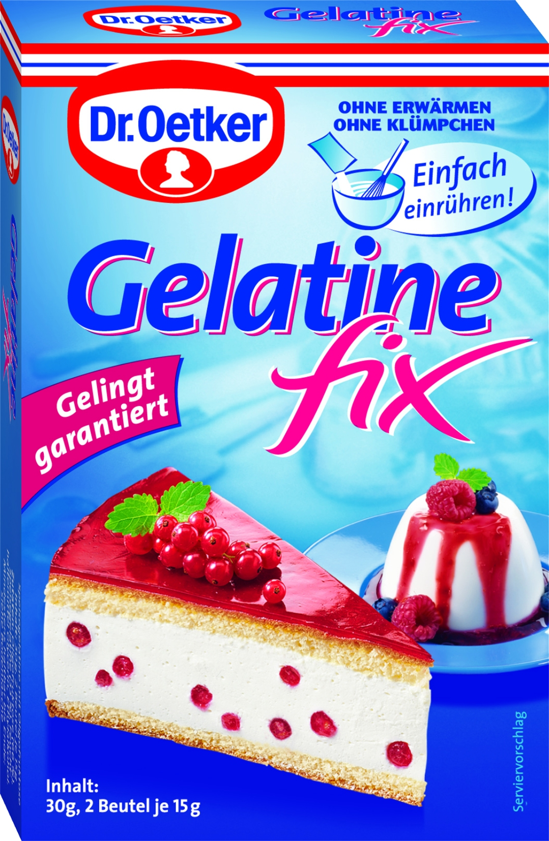 Gelatine-Fix