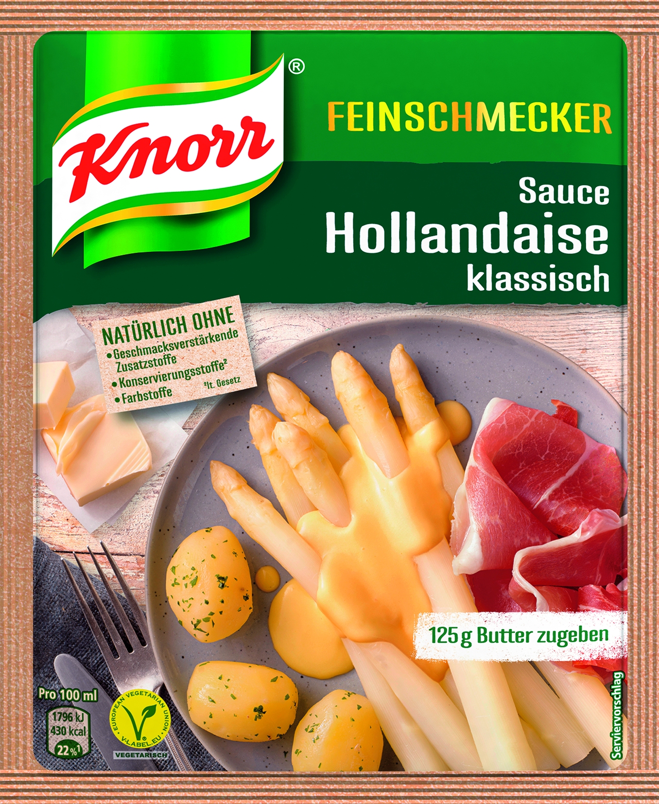 FSM Hollandaise Sauce