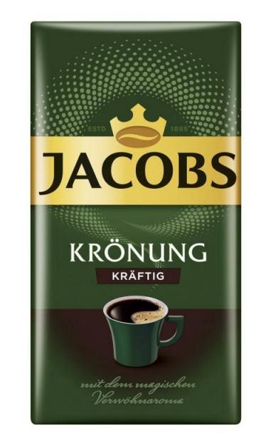 Krönung Kaffee kräftig gemahlen
