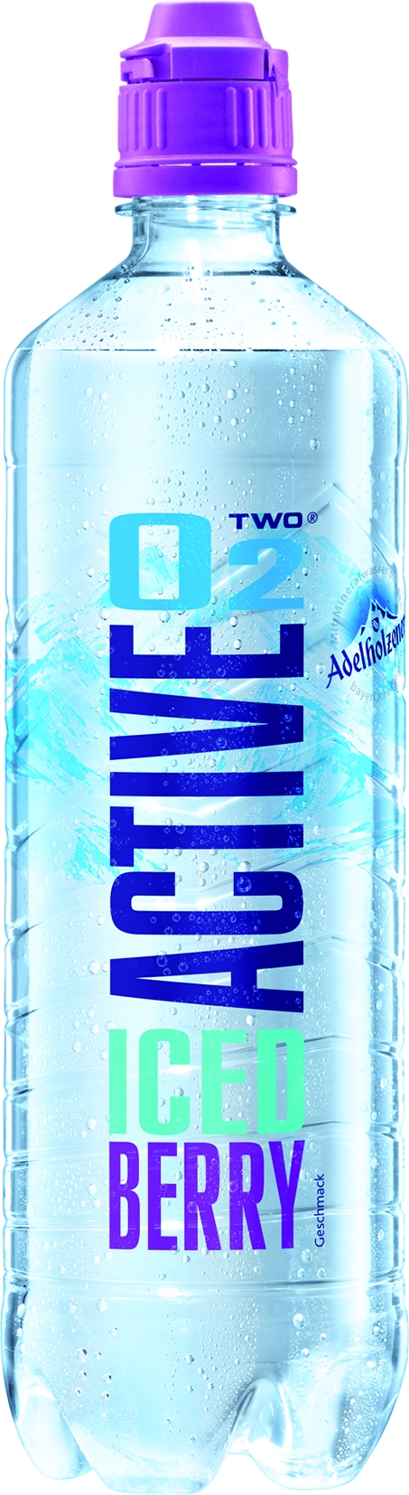 Active O2  Fitness Iced Berry