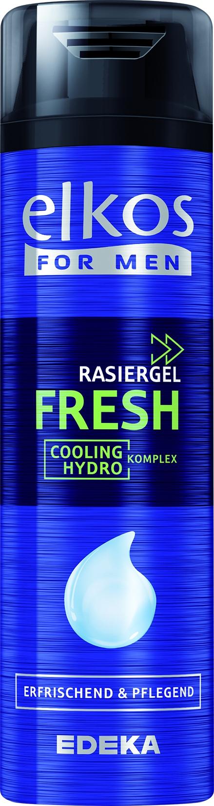 Rasiergel Fresh